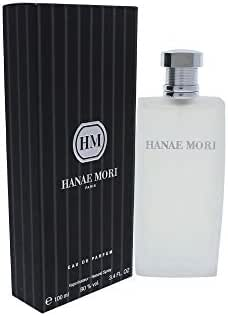 HM by Hanae Mori | Eau de Parfum Spray | Fragrance for Men | Citrusy and Woodsy Scent is Powerful, Pure, and Inviting | 100 mL / 3.4 fl oz
