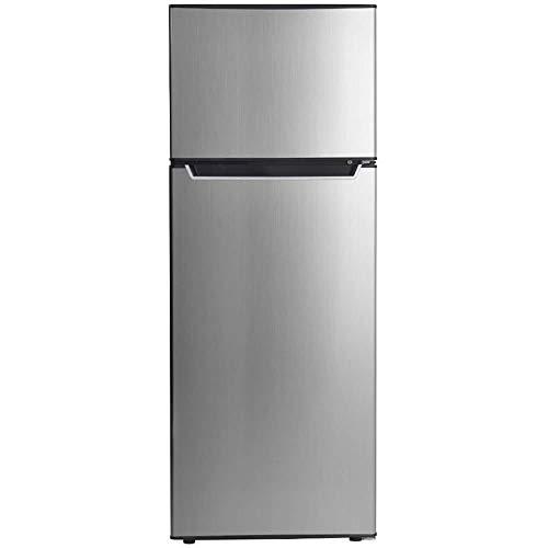 Danby DPF073C2BSLD 7.3 Cu. Ft. Stainless Top Freezer Refrigerator DPF073C2BSLDB