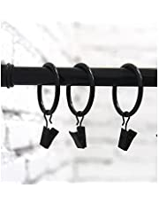 AKIDZO Curtain ring with clip (Pack of 40)