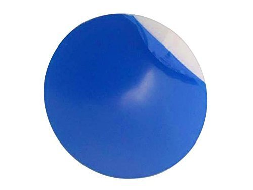 Source One Clear Acrylic Plexiglass Lucite Circle Round Disc Every Thickness and Diameter Available (1/8 Inch Thick, 16 Inch - Thick Circle