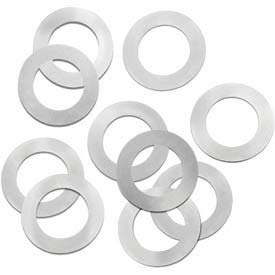 1-1/8'' I.D. X 1-5/8'' O.D. Steel Arbor Shim Assortment - Min Qty 3 - Made In USA(25240) by Precision Brand
