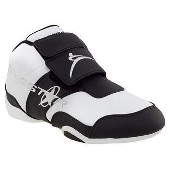 Ringstar Fightpro Sparring Shoes Bianco / Nero