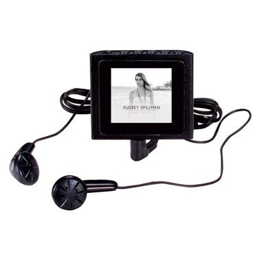"POLAROID MP3 MUSIC AND VIDEO PLAYER 4 GB 1.5"" DISPLAY WITH H"