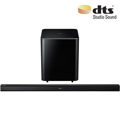 Samsung HW-H550 2.1-Channel 320 Watt Wireless Audio Soundbar