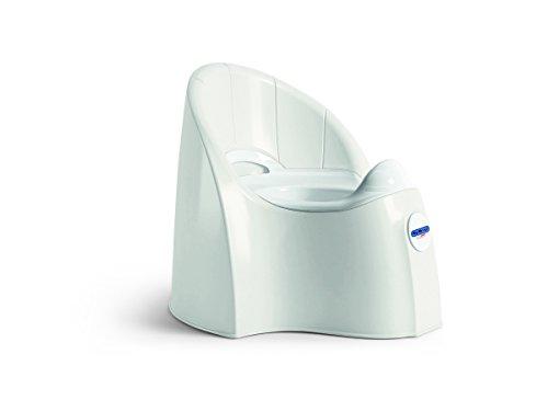 Peg Perego Pasha Potty Chair, White