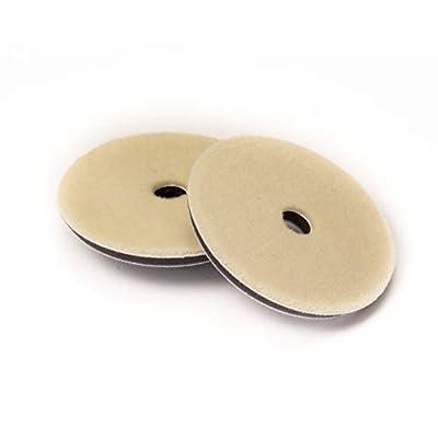 Optipad PadKing Wool Aggressive 1Pcs 5.5 Inch (140 mm) Cutting Pad: Automotive