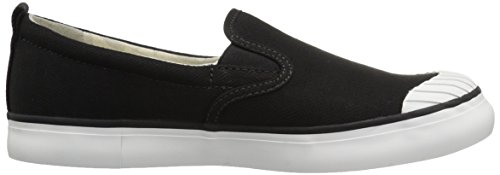 KEEN Womens Elsa Slip-On Hiking Shoe Black/Star White itWQRXe
