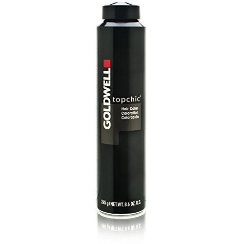 Goldwell Topchic Hair Color Coloration (Can) 10V Pastel Violet Blonde by Goldwell (Image #2)