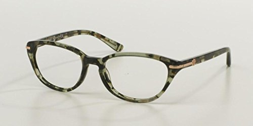 TORY BURCH Eyeglasses TY 2034 Eyeglasses 1241 Green Tortoise - Retailers Tory Burch