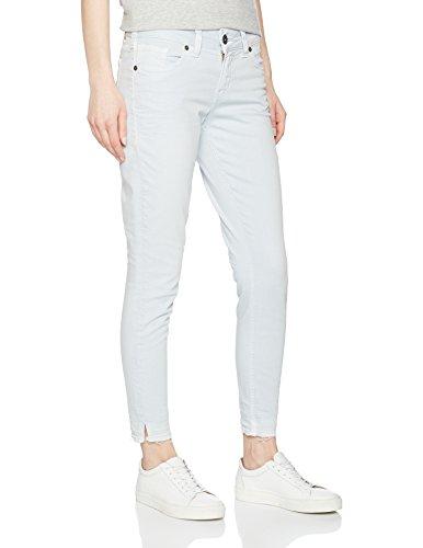 Para pale Vaqueros Mujer Elyse Jeans Blue Silver Skinny Azul xE0wA7EaI