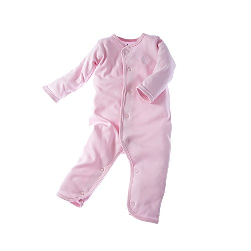 little-pharo-100-extra-long-staple-egyptian-cotton-one-piece-bodysuit-pink-size-6-12-months