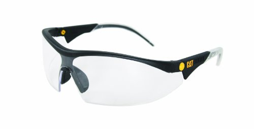 Caterpillar Digger Safety Glasses Black