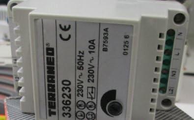 rele temporizador X Luz Escaleras 40.91: Amazon.es: Bricolaje y herramientas