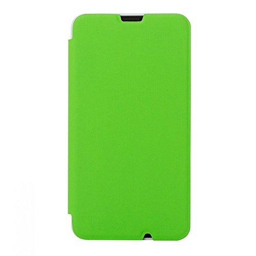 Mozo Flip Cover Case for Nokia Lumia 630/635 – Green