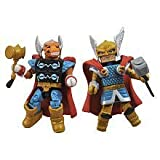 Marvel Minimates Series 42 Mini Figure 2Pack Armored Thor Beta Ray Bill by Other Manufacturer
