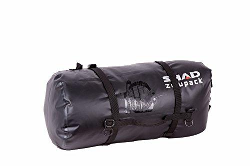 SHAD SW38) Black Waterproof Dry Duffle Bag