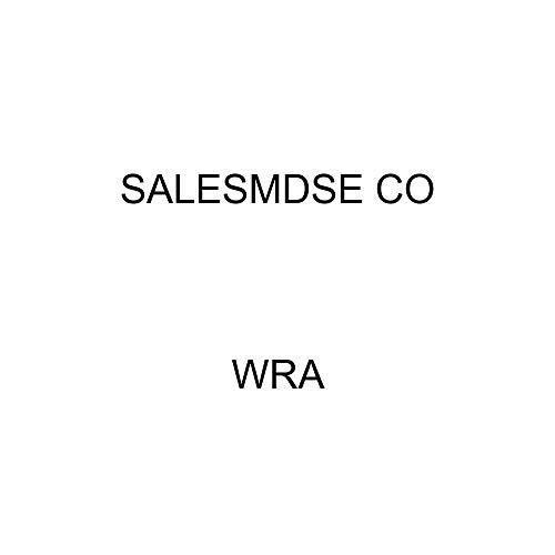 SALESMDSE CO WRA 14 Wheel Slat Wall Rack by SALESMDSE CO (Image #1)