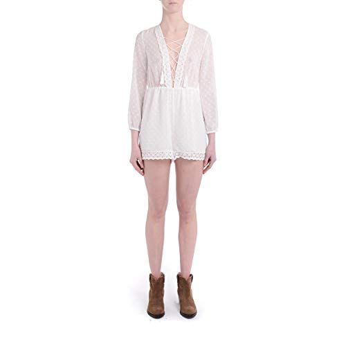 Jovonna Bianco Bianco Jovonna S Bianco Bianco Playsuit Jovonna S Playsuit S S Jovonna Jovonna Playsuit Playsuit nw716qYw