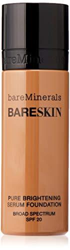 bareMinerals bareSkin Pure Brightening Serum Foundation SPF 20, Bare Latte 11, 1 Ounce