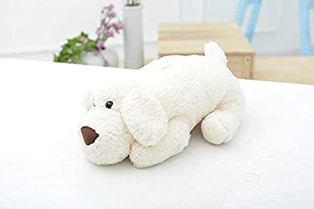 Dog TheFound Anime Plush Tissue Tray Box Cover Toys Dog Tissue Case Napkins Paper Towels Storage Holder