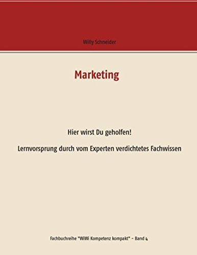 Download Marketing (German Edition) pdf epub