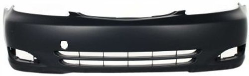 Crash Parts Plus Primed Front Bumper Cover Replacement for 2002-2004 Toyota Camry