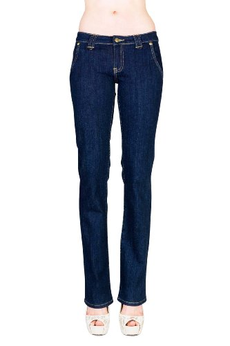 ONLY Womens Straight Jeans