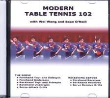モダンテーブルテニス102 DVD B003B6UEH4