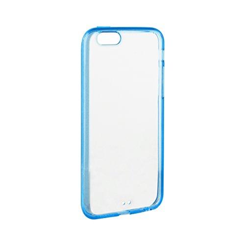 FLAVR 27101 Schutzhülle für Apple iPhone 5/5S/SE blau