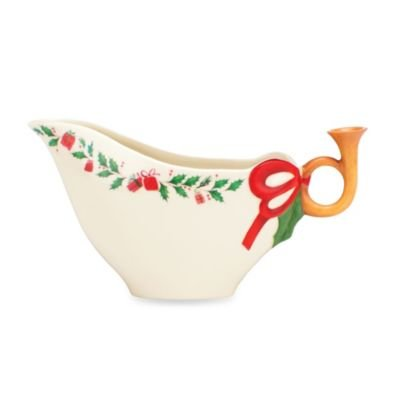 Holiday Inspirations & Illustrations Gravy Boat by -