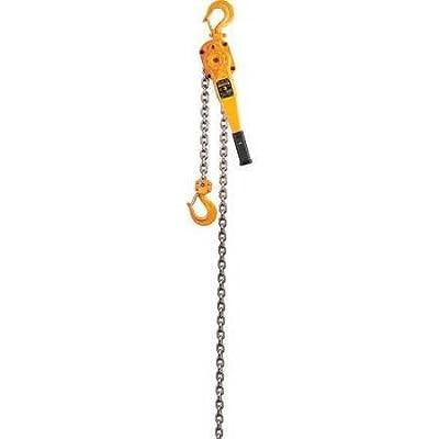 Lever Chain Hoist, 15 ft. Lift, 6000 lb.