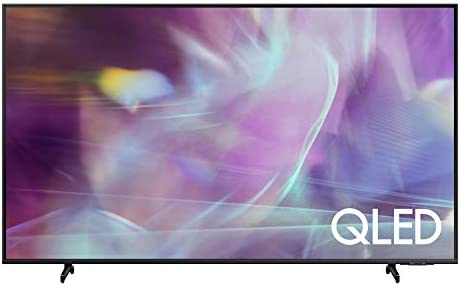 Samsung – 43″ Q60A QLED 4K Ultra HD HDR Smart TV [QN43Q60AAFXZC][Canada Version] (2021)