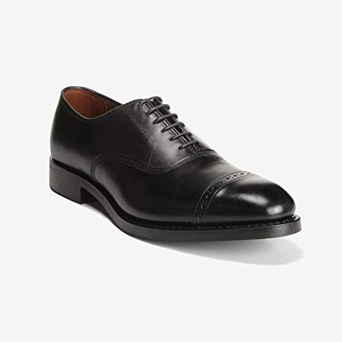 - Allen Edmonds Men's Fifth Avenue Cap Toe Oxford with Dainite Rubber Sole 9 D(M) Men 5710 Black Oxfords Shoes