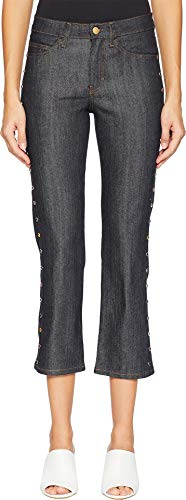 Escada Sport Women's J548 Denim Dark Blue 36 26 26