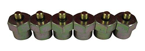 - AccurateDiesel 5.9L Cummins Diesel Injector Block-Off Tool / Cap (Set of 6)
