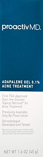 Adapalene Gel, 0.1% Acne Treatment by Proactiv (Image #2)