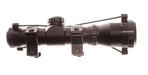 *CenterPoint Outdoors 72004 Air Pistol Scope (Best Light Gathering Rifle Scope)