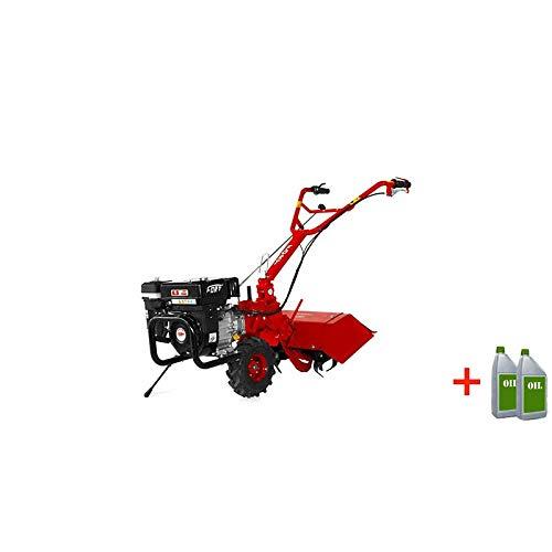 FORT motoazada A Gasolina Primula Motor de 7 HP con Fresa de ...