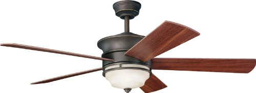 52 Hendrik Ceiling Fan in Olde Bronze