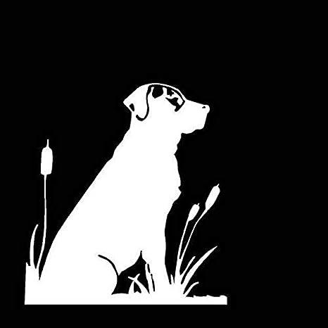 Pegatina de caza Caza Tiro Perro de caza Hunter Shop Poster Vinilo ...