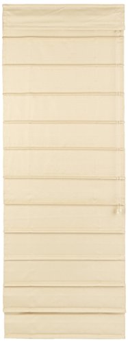 Lewis Hyman 1502237 Room-Darkening Fabric Roman Shade, for sale  Delivered anywhere in USA