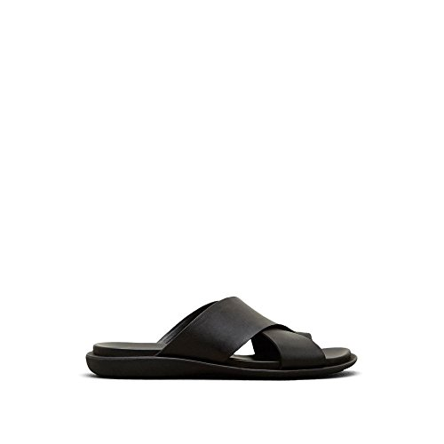Kenneth Cole New York Men's Under-Sand-Able Toe Ring Sandal, Black, 7 M US by Kenneth Cole New York