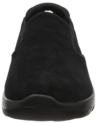 Walk Go Para Joy Zapatillas Bbk Sin black Mujer predict Skechers Negro Cordones f5xwqAx
