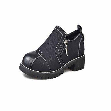 Evénement Polyuréthane Marche Habillé green LvYuan Automne ggx formelles amp; à Chaussures Soirée formelles Décontracté Chaussures Talons Femme Chaussures 6Ux7wq60