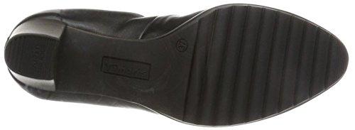 Women's Pumps Black Black Tamaris Closed Toe Leather 22417 ZwPFzdCq