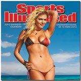 (12x12) Sports Illustrated Swimsuit Bi-Lingual English/French - 2013 Calendar