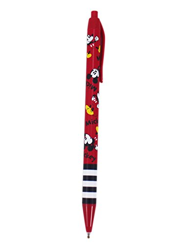 Disney's Mickey Mouse Classic Mickey Red Colored Ballpoint Pen ()