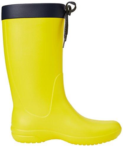 Crocs Freesail Crocs Rainboot Lemon Rainboot Crocs Lemon Freesail Freesail xPnUqIZtnw