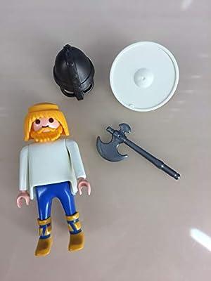 Unbekannt Vikingo Playmobil Figura para Pintar rarität - como ...