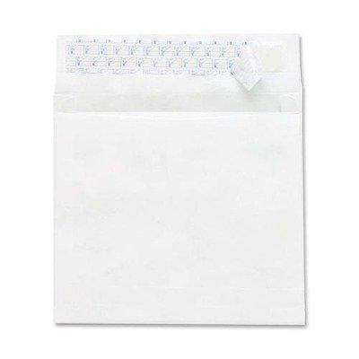 Sparco Plain Open Side Tyvek Expansion Envelopes, White by - Expansion Tyvek Open Side Envelopes